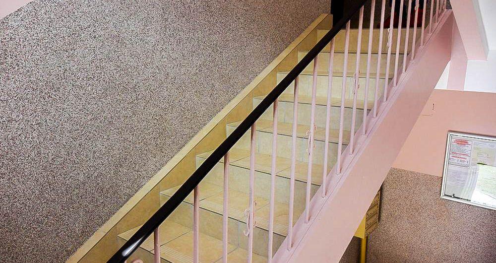 Remont klatek schodowych